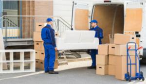 transporte de muebles en Madrid